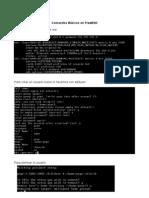 Comandos FreeBSD