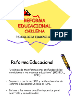 Unidad 3, Reforma Educacional.ppt