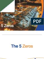 5 Zeros