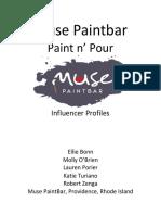 muse paintnbar influencer profile
