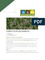 CÓMO CULTIVAR TOMILLO.pdf