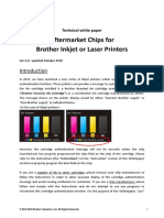 Brother White Paper Genuine Authentication Inkjet EN
