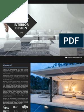 Prospectus 1 Pdf Interior Design Design