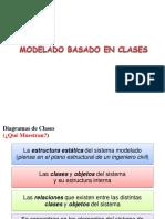 3.3. Modelado Basado en Clases