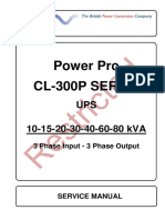 Power Pro Delta DS300
