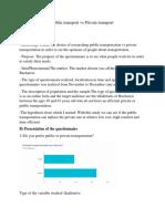 Public trasnportation vs  Private transportation - Sora David.docx
