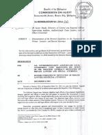 COA M2016-010, Deputization of Lawyers (Revised Guidelines)