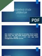 PRESENTASI STUDI LITERATUR.pptx