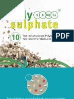 Polysulphate 10 Reasons En