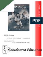 Lanzamientos Cascaborra Diciembre 2019