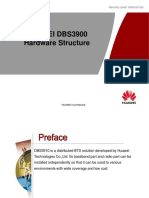 HUAWEI DBS3900 Hardware Structure.ppt