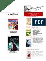 Novedades del Día del Libro 2010