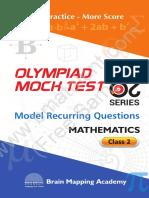 class 2 Mock-Tests-20-20-Class-2-Math_Sample po