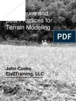 Techniques_and_Best_Practice TERRAIN Civil 3d