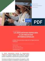 Asociatividad Internacional