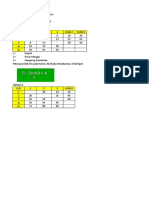 perhitungan metode fratar