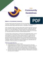 Wakie Community Guidelines