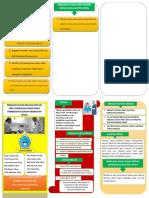 Leaflet Perawatan Pre Dan Post Op Dan Mobilisasi Pasien Pasca Pembedahan Dengan Bius Spinal