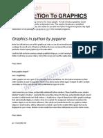 Graphic Design in Python Final Draft