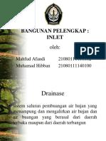 Bagunan inlet