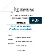 Informe 3 Peabody