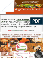 Tubal Blockage Treatment in Delhi Blocked Fallopian Tubes Tretment by Ayurveda