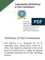 Dynamic Programming Based Unit Commitment Methodology MOdified.pptx