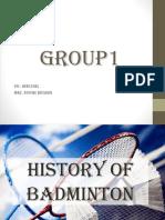 History of Badminton.pptx
