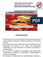 8. Sindrome de lisis tumoral.pptx