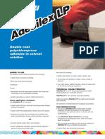 adesilex LP from Mapei