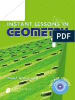 9781925709575 Instant Lessons in Geometry Book 1-eBook FREE 2019