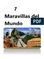 Album las 7 Maravillas del mundo.docx