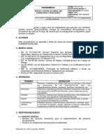 Pro.sst.001 Ingreso y Control de Visitas, Sub Contratistas y Proveedores
