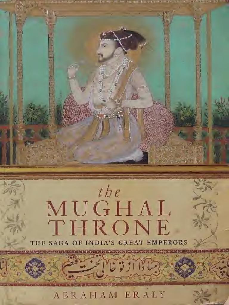 The Mughal Throne Text Pdf