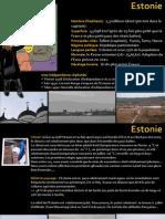 Fiche Pays Estonie