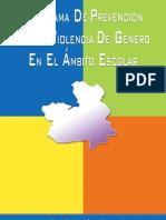 Manual Sobre La Violencia de Genero.