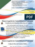 Marco Legal de la Contabilidad en Venezuela