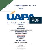 TAREA 3 DERECHO DE LAS PERSONAS Y LAS FAMILIAS DER-102.docx