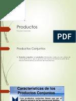 Presentación 2 Tipos de Productos