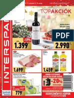 Interspar Akcios Ujsag 20191212 1218