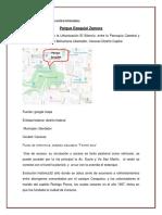 Ficha Tecnica de Observacion Patrimonial