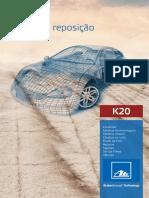 Ate Freios Catalogo Peças Reposição 2019_2020