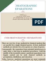Chromatographic separation.pdf