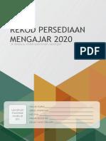 Fail Persediaan Mengajar 2020