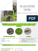 biosphere challenge-2