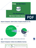 """Παρουσίαση του Γιάννη Παράσχη, CEO του Διεθνούς Αερολιμένα Αθηνών, στο 7ο ετήσιο Airport Chief Executives' Symposium """"ACES – Athens"""""""