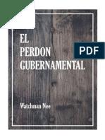 El Perdon Gubernamental - WNee en Librito LSM