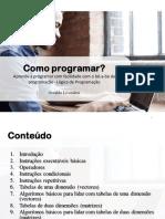 Como Programar Com Facilidade - eBook