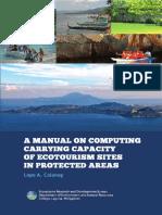 Carcap Manual