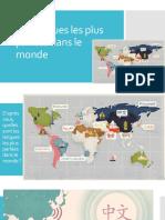 les langues les plus parlées dans le monde.pptx